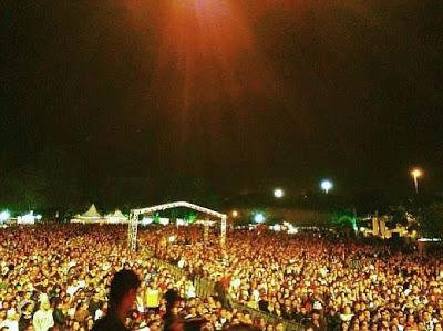 Natiruts-Konzert in Brasilia