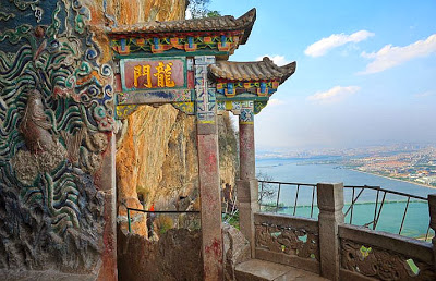Kunming Dragon Gate Grotte